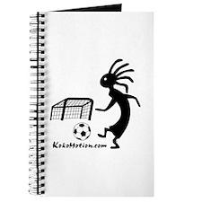 Kokopelli Soccer Player Journal