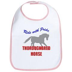 Pride Thoroughbred Horse Bib