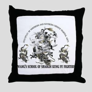 Dragon III Throw Pillow