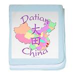Datian China baby blanket