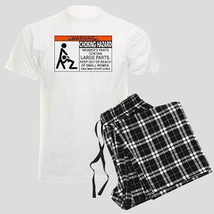 Choking Hazard Men's Light Pajamas
