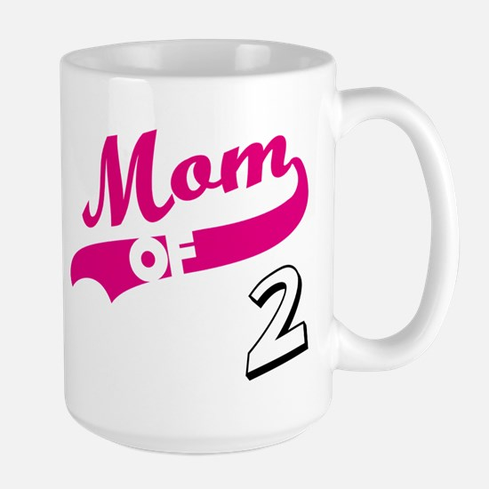 Mom and Mother Mother's Day o Large Mug