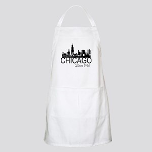 Someone in Chicago Loves Me S Apron
