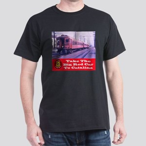 Pacific Electric To Catalina Dark T-Shirt