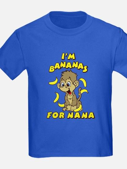 I'm Bananas For Nana T