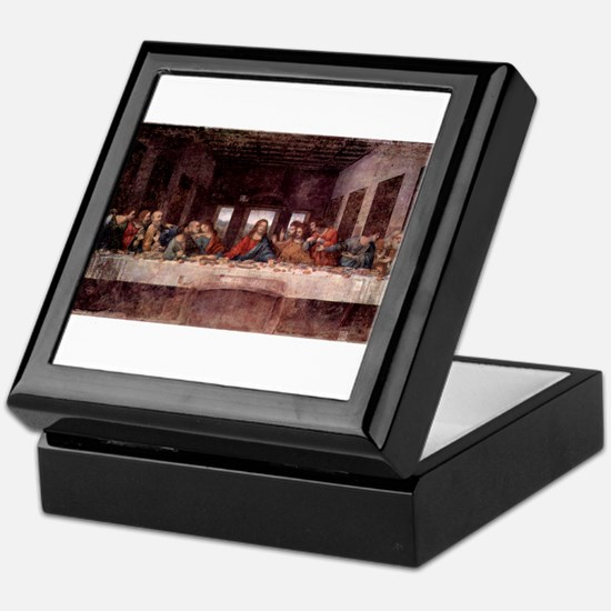 da Vinci Last Supper Keepsake Box