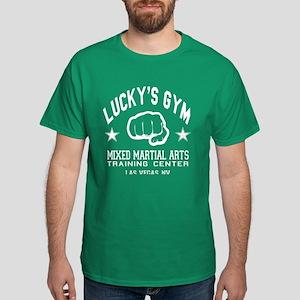 Lucky's Gym MMA - Dark T-Shirt