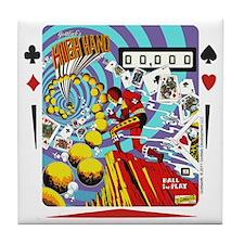 Gottlieb® High Hand Pinball Tile Coaster