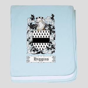 Higgins baby blanket