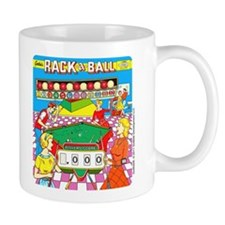 Gottlieb® Rack-A-Ball Pinball Mug