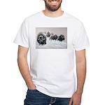 Animal (Front) White T-Shirt
