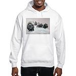 Animal (Front) Hooded Sweatshirt