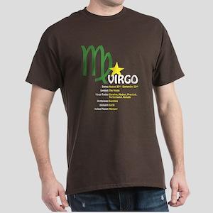 Virgo Traits Dark T-Shirt