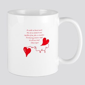 Red Thread Legend Mug