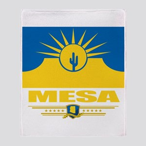 Mesa Pride Throw Blanket