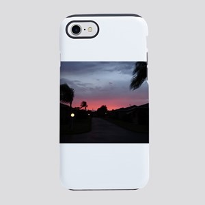 Sunset 001 iPhone 7 Tough Case