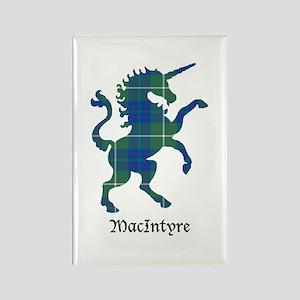 Unicorn-MacIntyre hunting Rectangle Magnet