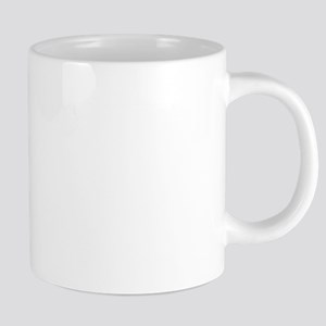 Solid white 20 oz Ceramic Mega Mug