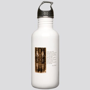 Shroud of Turin Stainless Water Bottle 1.0L