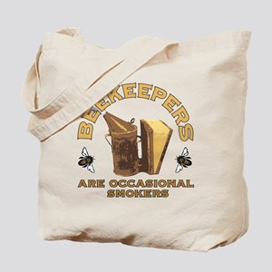 Beekeepers are occasional smo Tote Bag