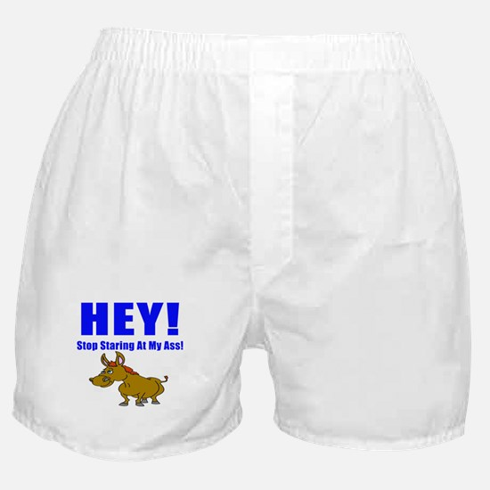 Funny Ass Boxer Shorts