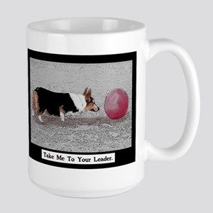 Unidentified Round Object - Large Mug