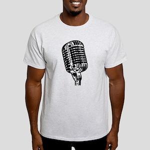 Microphone Light T-Shirt