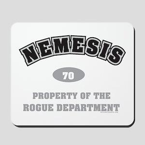 Nemesis Rogue Dept Mousepad