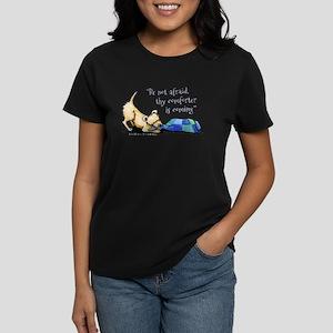 Be Not Afraid Women's Dark T-Shirt