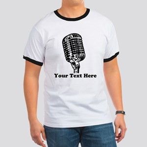 Microphone Personalized Ringer T