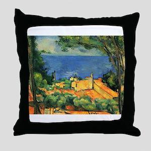 Cézanne Artzsake Throw Pillow