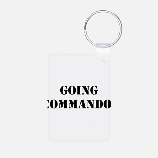 Going Commando Keychains