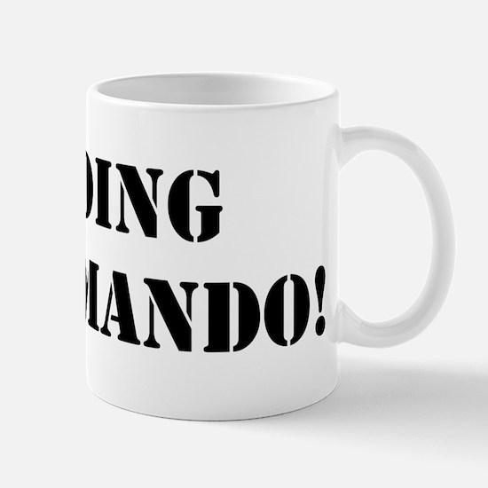 Going Commando Mug