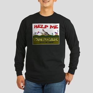 SWAMP GATOR Long Sleeve T-Shirt