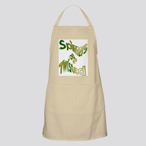 Spinners are Twisted BBQ Apron