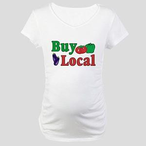 Buy Local Maternity T-Shirt