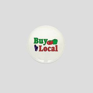 Buy Local Mini Button