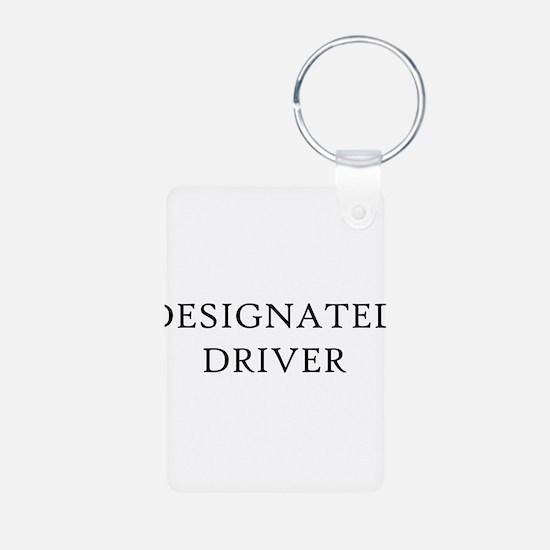Designated Driver Keychains