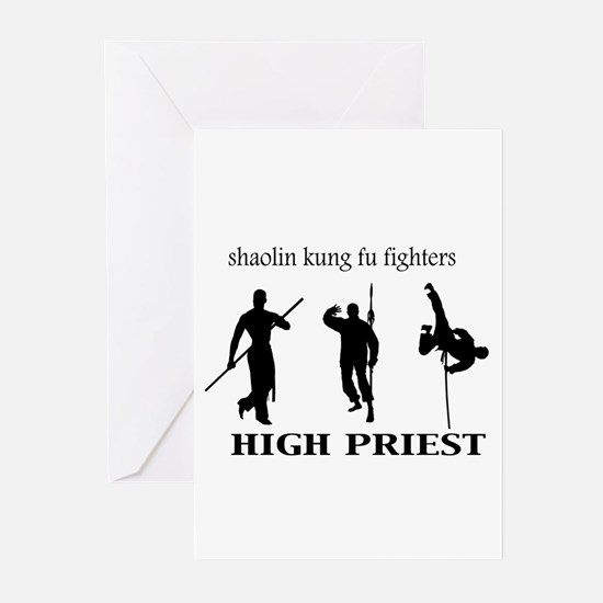High Priest Greeting Cards (Pk of 20)