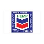 Hemp Fuels 38.5 x 24.5 Wall Peel