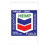 Hemp Fuels Postcards (Package of 8)