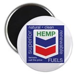 "Hemp Fuels 2.25"" Magnet (100 pack)"