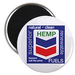 "Hemp Fuels 2.25"" Magnet (10 pack)"