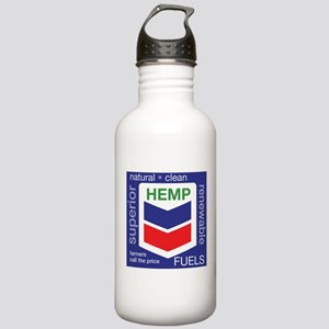 Hemp Fuels Stainless Water Bottle 1.0L