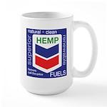 Hemp Fuels Large Mug