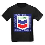 Hemp Fuels Kids Dark T-Shirt