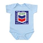 Hemp Fuels Infant Bodysuit