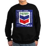 Hemp Fuels Sweatshirt (dark)