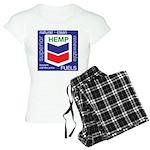 Hemp Fuels Women's Light Pajamas