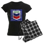Hemp Fuels Women's Dark Pajamas